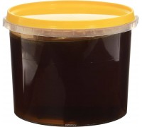 Buckwheat honey, 3 kg plastic