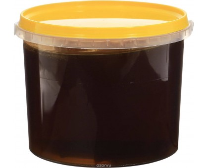 Buckwheat honey, 3 kg plastic