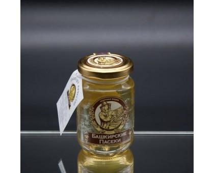 Lime honey, 250 gr.  Apiary-250