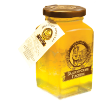 Flower honey 350 gr.  Prizma