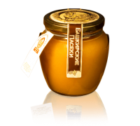 Linden honey, 650 gr.  Amphora