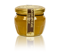 Flower honey, 180 gr.  Pot