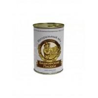 "Gift with honey ""Bashkir apiaries"" in w / w 550 g"