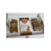 Gift set with honey Kustanas №4
