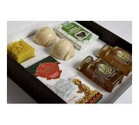 Gift set with honey Kustanas №9