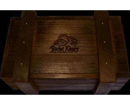 Gift set with honey HONEY BOXE PASEKI 2