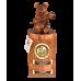 Souvenir with honey Bear on stump 1 kg