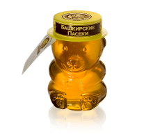 Lime honey, 400 gr.  Bear cub