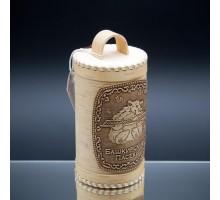Подарок с мёдом Туес  Медвежонок сладкоежка  1300 гр.