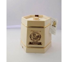 Gift with honey Kadushka with a hoop white 300 gr