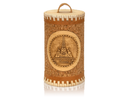 Gift set Toues  Monument of Friendship  with lime honey 600gr.