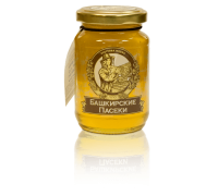Flower honey, 250 gr.  Paseki-250