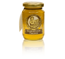Lime honey, 150 gr.  Apiary-150