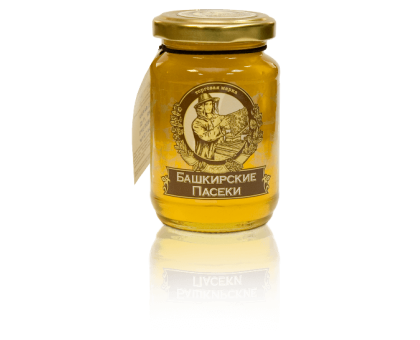 Flower honey, 500 gr.  Paseki-500