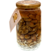 Flower honey with assorted nuts, 420 gr.
