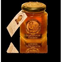 Липовый мёд, 250 гр.  Сотка