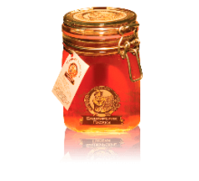 Lime honey, 1100 gr.  Castle