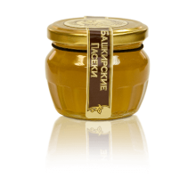 Donnikovy honey, 180 gr.  Pot