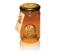 Donnikovy honey, 500 gr.  Paseki-500