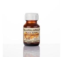 Propolis wax-cream (propolis 20%)