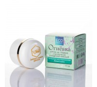 Propolis cream Ognevka on herbs with propolis and cedar gum